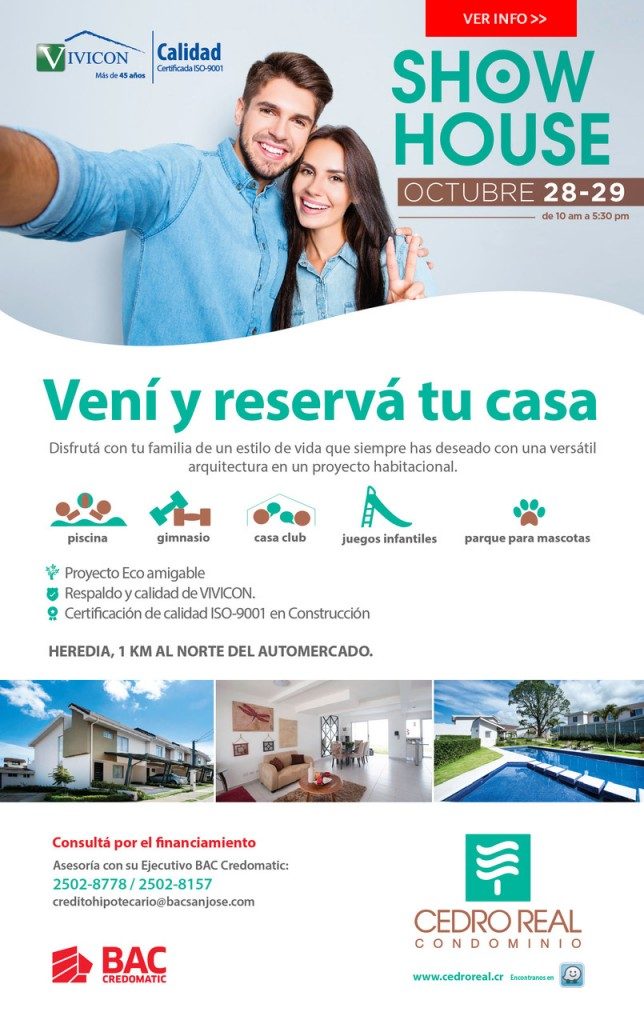 Show House Cedro Real